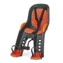 Polisport - Siège enfant Bubbly Mini Qst cadre avant gris orange