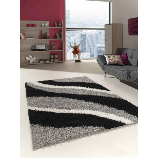 flora carpets tapis shaggy de couloir moderne et. Black Bedroom Furniture Sets. Home Design Ideas