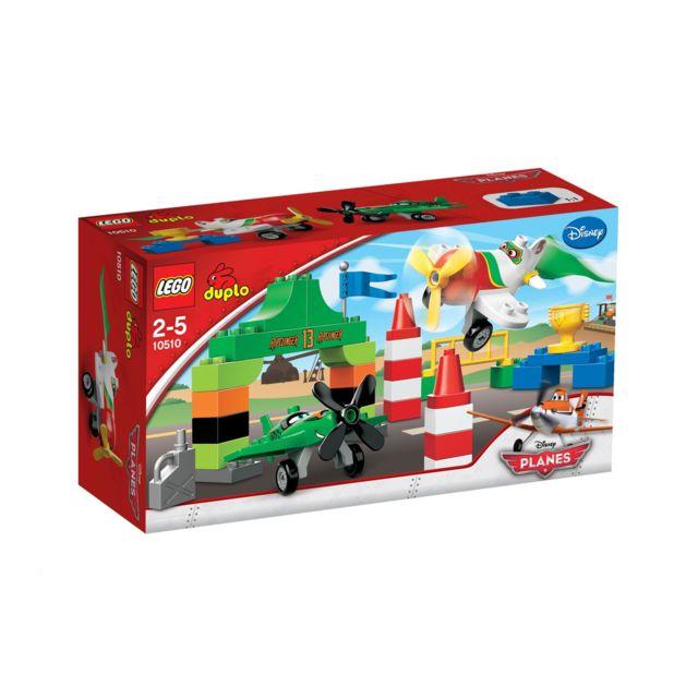 Lego Planes - La course aérienne de Ripslinger - ® Duplo® - 10510