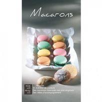 Saep - editions - livres de recettes - macarons