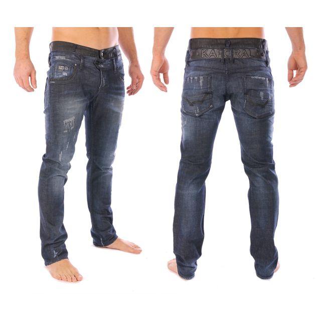 Kaporal 5 Kaporal homme Jeans coupe droite Kaporal