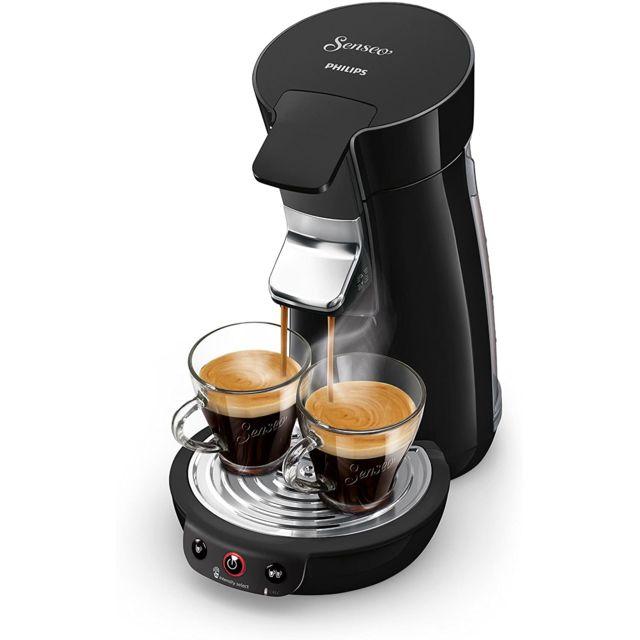 Philips Machine à Café à Dosettes Senseo de 0,9L 1450W noir