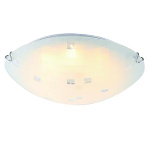 kosilum lustre plafonnier scandinave rond led milky 30cm x x 30cm pas cher achat. Black Bedroom Furniture Sets. Home Design Ideas