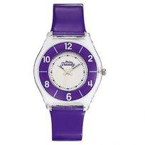 Miss Trendy - Montre violette fille - Kl292 - Promo