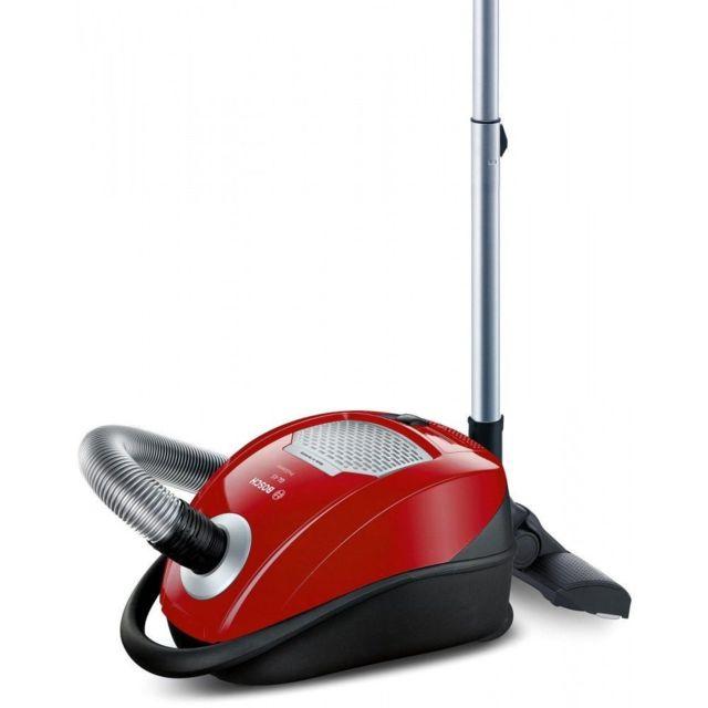 bosch aspirateur avec sac gl45 rouge bgb45330e achat. Black Bedroom Furniture Sets. Home Design Ideas