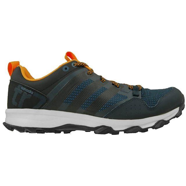 Adidas Kanadia 7 Tr M Noir 44 pas cher Achat Vente
