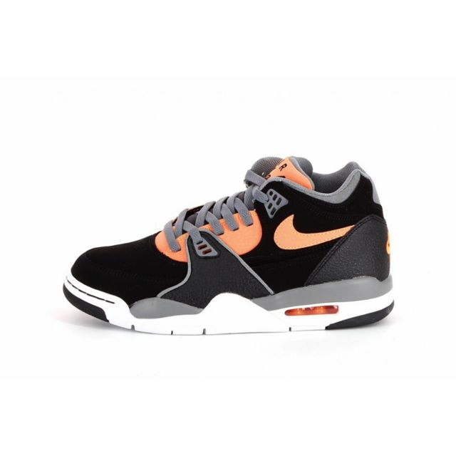 Nike - Basket Air Flight 89 - Ref. 306252-009 Noir - 40 1/2