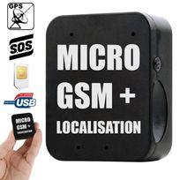 Yonis - Micro espion gsm détection sonore rappel automatique
