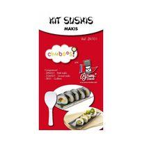 Bron-Coucke - bron coucke - kit makis 2 moules + 1 cuillère à riz - zkit01