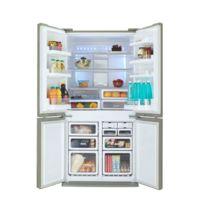 Sharp - SJ-FP810VST Réfrigérateur américain
