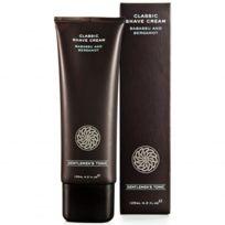 Gentlemen's Tonic - Gel De Rasage Shave Cream 100% Naturel