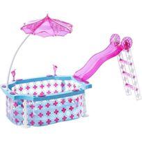 Mattel - Barbie Glam Pool