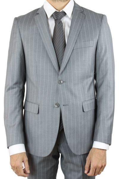 Lordissimo Costume Borsalino gris