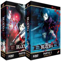 Black Box - Blood+ THE Last Vampire IntÉGRALE - Edition Gold - 2 Coffrets 10 Dvd + Livrets Coffret De 10 Dvd - Edition simple