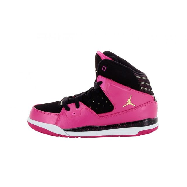 the best attitude ab96a 6d9b2 Nike - Basket Air Jordan 1 Cadet - Ref. 439656-048 - pas cher Achat   Vente Baskets  enfant - RueDuCommerce