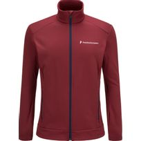 Peak Performance - Trigger - Sweat-shirt - rouge