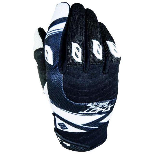 shot race gear shot claw gant cross en lycra noir et blanc pas cher achat vente gants moto. Black Bedroom Furniture Sets. Home Design Ideas
