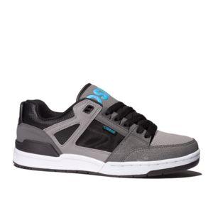 Basket Homme Osiris Caswell Vlc Grey Blue White Eu42 9 Us Skate Shoes Vegan Dernière Paire kkVP8uft