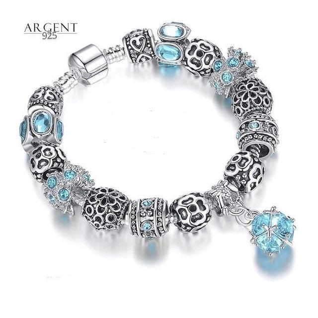 bracelet femme pandora charms