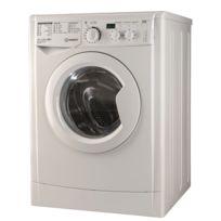 indesit lave linge ewd 91282 w fr blanc - Lave Linge Frontal Largeur 50 Cm