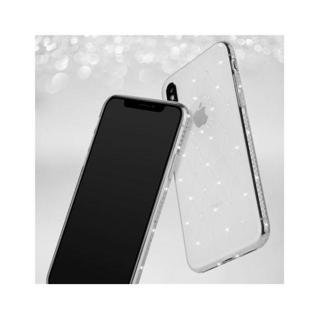 coque iphone xr blanc original