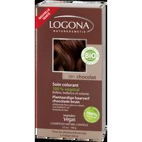 Logona - Soin colorant végétal bio Chocolat