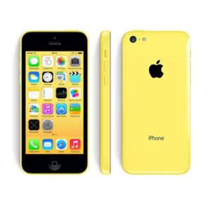 APPLE - iPhone 5C - 32 Go - Jaune - Reconditionné