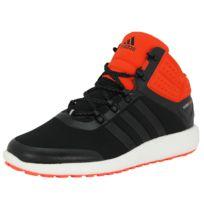 premium selection 314eb c1242 Adidas performance - Climaheat Rocket Boost Mid Cut Chaussures Mode  Sneakers Homme Noir Orange
