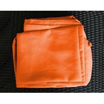 Delorm - Jeu de housses orange pour Sd8218
