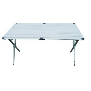 antarion table de camping pliante en aluminium de 110cm pas cher achat vente table de. Black Bedroom Furniture Sets. Home Design Ideas