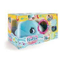 Imc Toys - 7031 - Peluche - Blu Blu - Le Dauphin