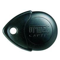 URMET - Badge clé de proximité noir VIGIK - MEMOPROX
