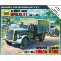 Zvezda - Camion Allemand 3t 1/100