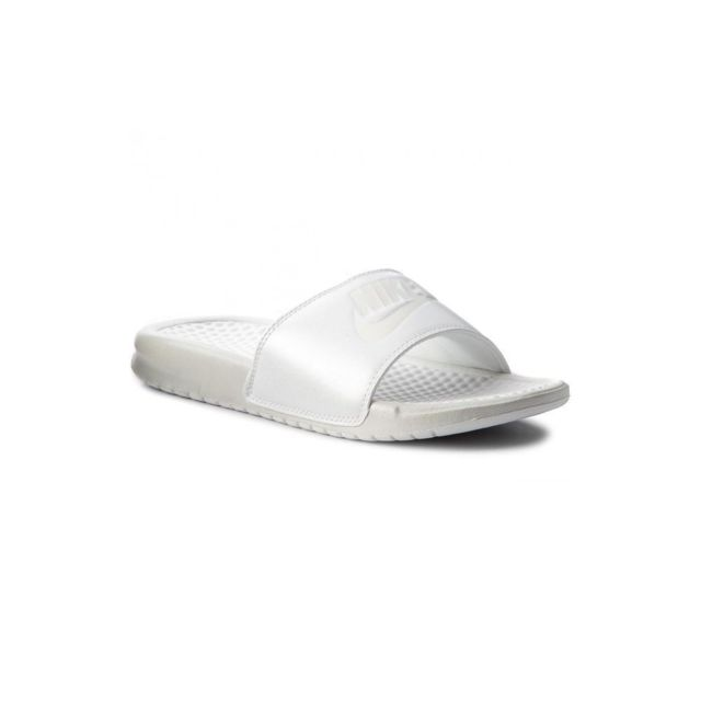 new concept 760b4 f44d0 Nike - Wmns Benassi Jdi Metallic Qs - pas cher Achat   Vente Sandales et  tongs femme - RueDuCommerce