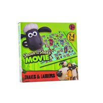 Rainbow Designs - Shaun the Sheep Snakes and Ladders
