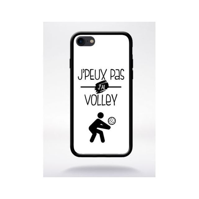 coque iphone 7 volley