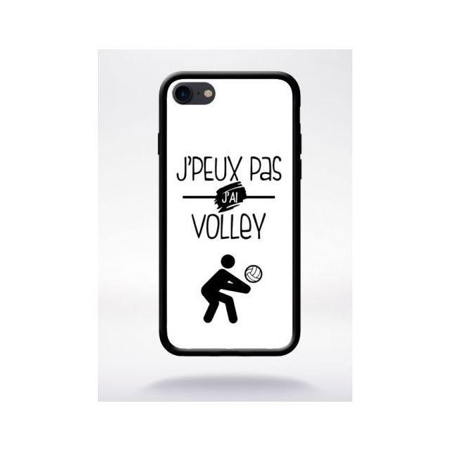 coque iphone 7 volley