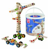 Heros - Jeu De Construction Constructor Grue 170 Pièces
