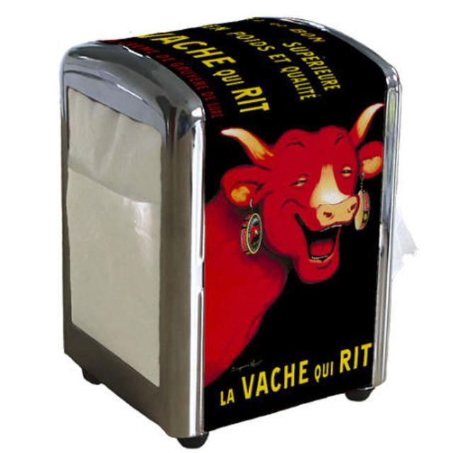 Petit Jour Paris Distributeur à serviettes La vache qui rit