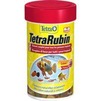 Tetra - Alimentation Rubin pour poissons exotiques Contenance 250 ml