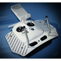 RC Modell Technik - PUPITRE Blanc V2X RADIO DJI PH3/PH4/INSPIRE