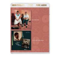 Verve - Louis Armstrong | Ella Fitzgerald - Ella & Louis | Ella & Louis again - Blu Ray Audio Blu-ray