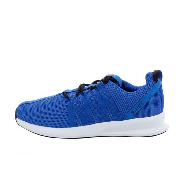 Chaussure Loop Racer bleu | sportwear | Pinterest