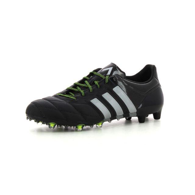reputable site dc5a9 b9a7b Adidas performance - Chaussures de Football adidas Performance Ace 15.1  FgAG Leather