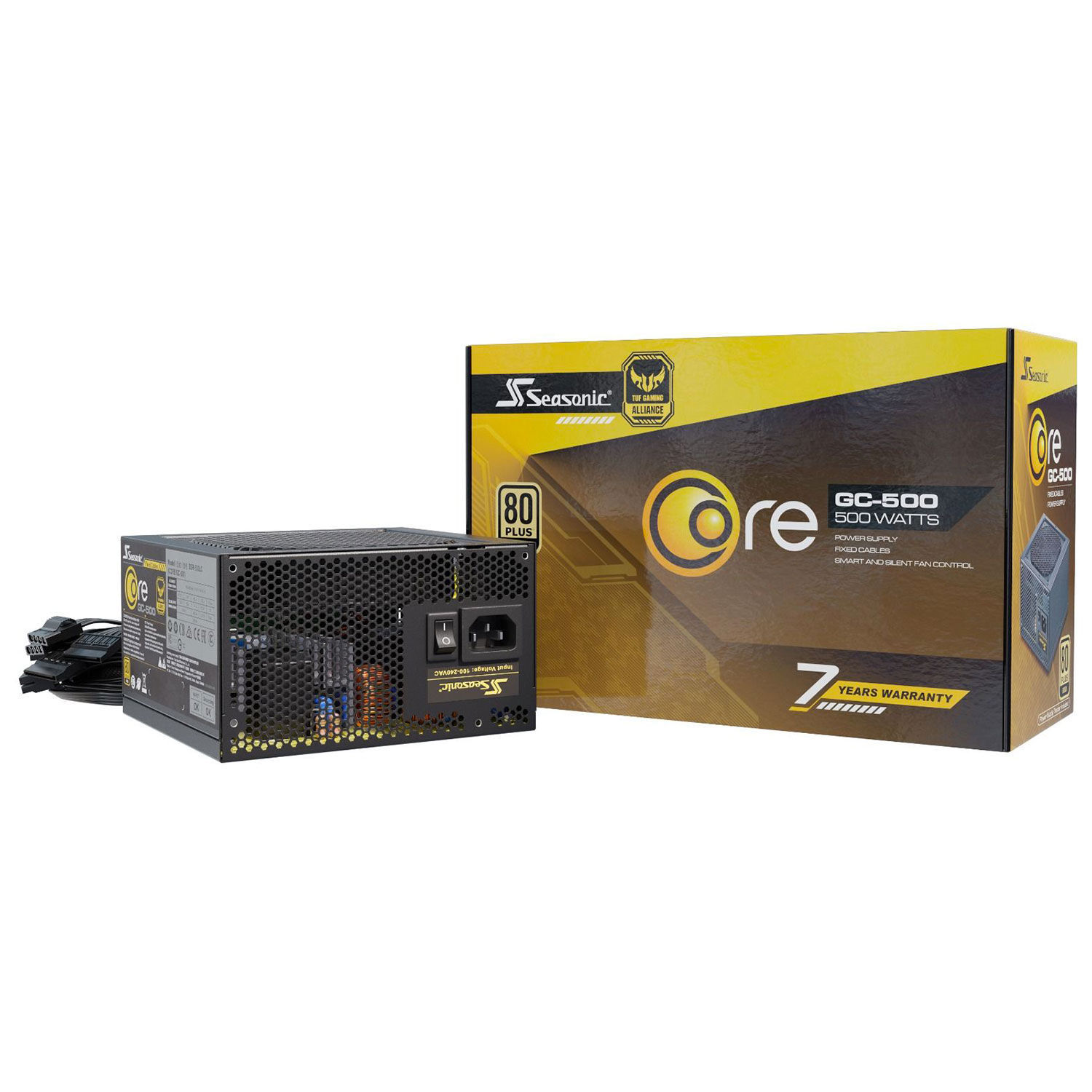 Core GC 650 650W - 80 Plus Gold