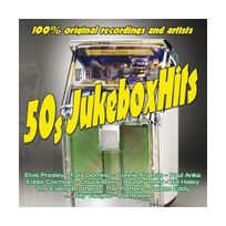 Dst - 50s Jukebox Hits
