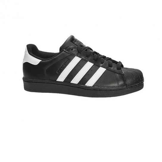 Baskets Chaussures Adidas Originals Superstar 2 NoirBlanc