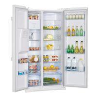 Réfrigérateur américain HRF-628IW6