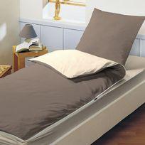 Bleu Calin - Caradou Pralin Beige de : pret a dormir enfant - 90x190cm
