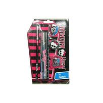Monster High - set de papeterie 4 pièces Monster
